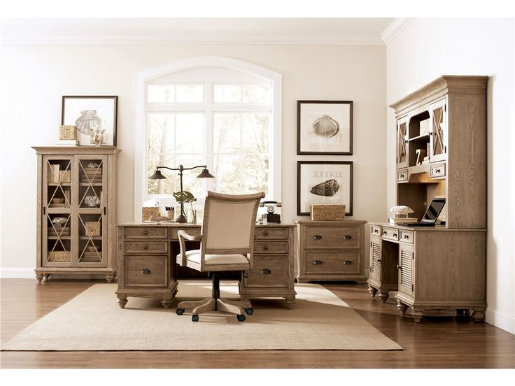 Wonderful Coventry Executive Desk With 7 Drawers By Riverside Furniture   Belfort  Furniture   Double Pedestal Desk Washington DC, Northern Virginia (NoVA),  Maryland, ... Great Ideas