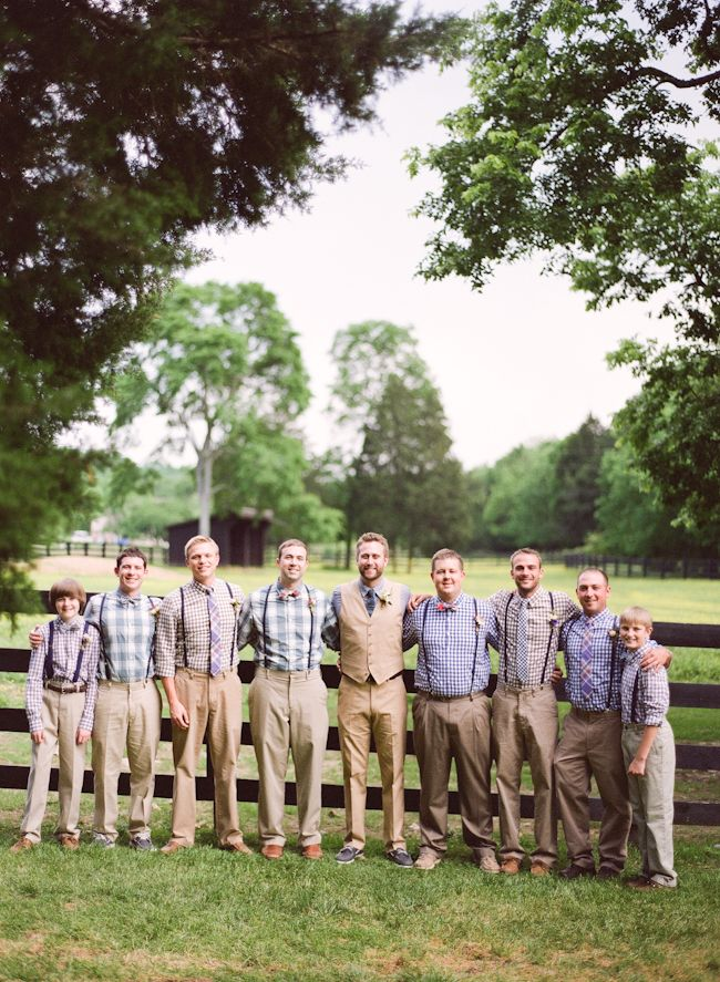 wedding guys.....ok, so when does the square dancing begin?! fun country/rustic attire!