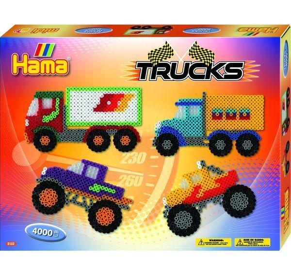 Velká dárková sada - truck