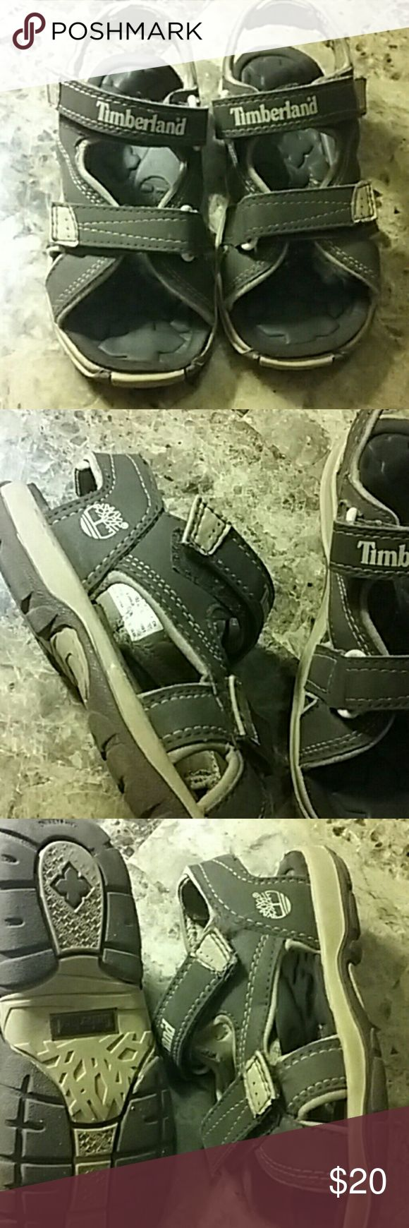 TIMBERLAND SANDALS TODDLER BOYS 11 C Like new, no flaws!! Timberland Shoes Sandals & Flip Flops