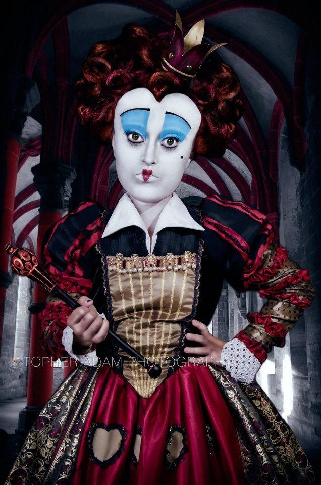 Queen of Hearts, Tim Burton's Alice in Wonderland by ...  Queen of Hearts...