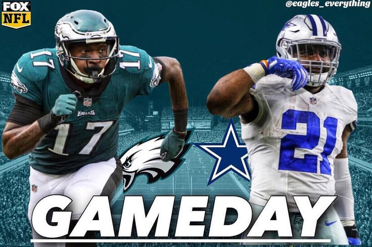 Its GAMEDAY!  The Eagles arent playing for anything but a win would set a single season record for the most wins in franchise history. A win would also make them undefeated at home.  The two key players to watch today are Sidney Jones and Nate Sudfeld. From what Ive heard the Eagles will probably take out their starters after they get some positive feeling going into the playoffs. Jones will play about 25 plays and some special teams. Lets sweep the division…