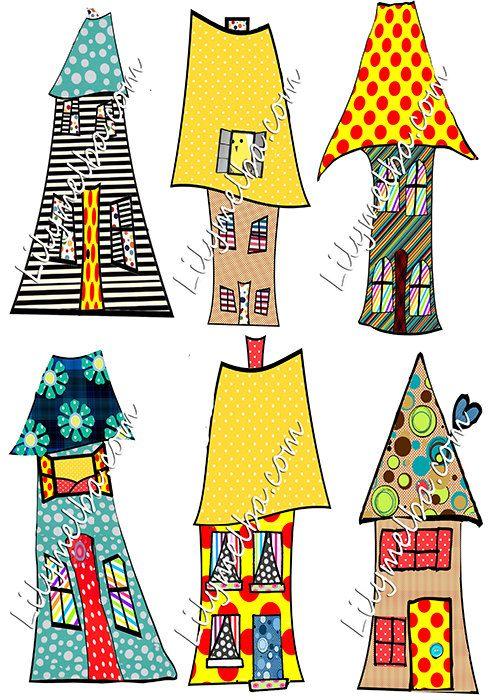 Best 25 whimsical art ideas on pinterest imagination for Funky house artists