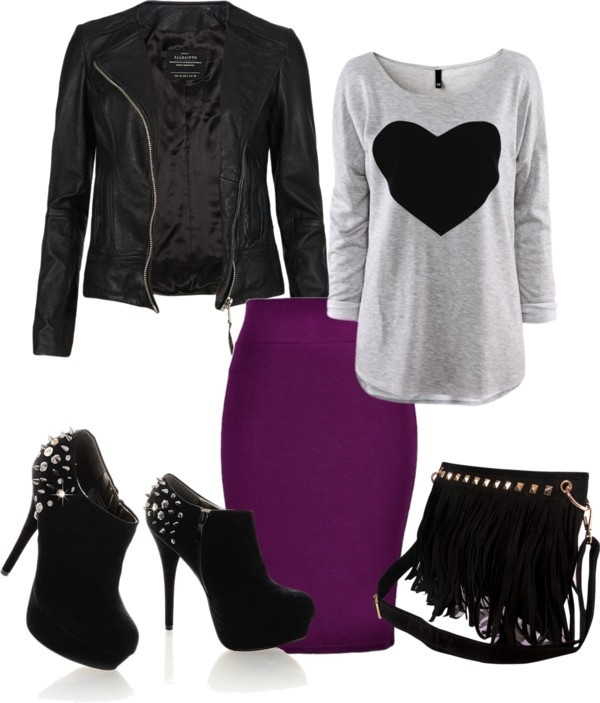 """""""edgey"""" by delaura-puckett on Polyvore"""