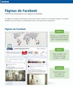 Guia de uso da Timeline para fanpages (em português)