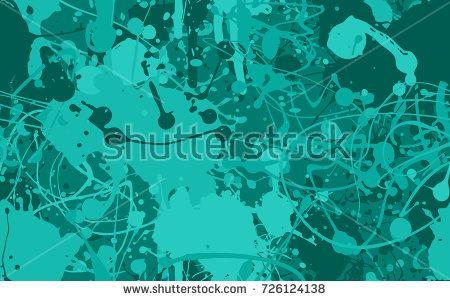 stock-vector-seamless-teal-ink-splatter-