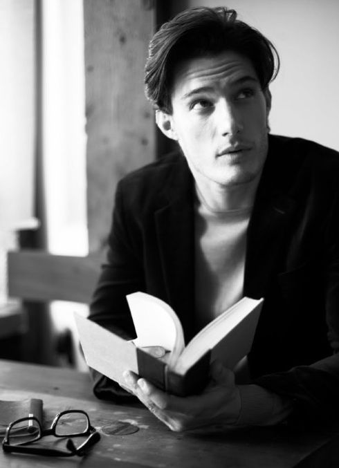 a man who reads