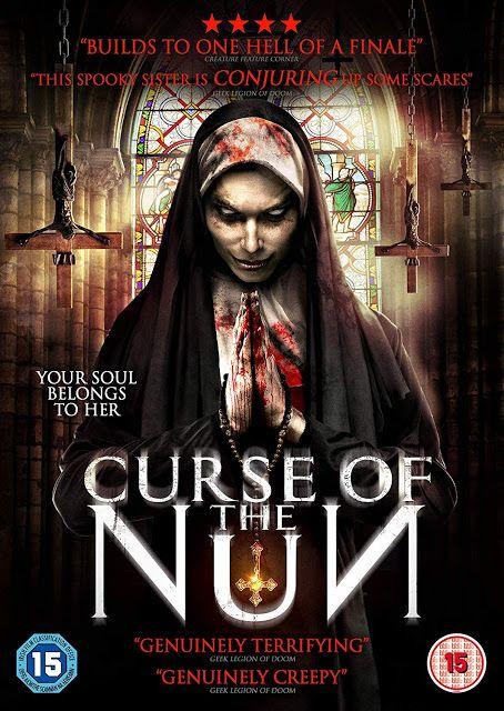 Cine Para Todos Los Gustos Curse Of The Nun 2018 Terror Sinopsis