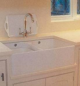 119 best images about on pinterest for Corian farm sink price