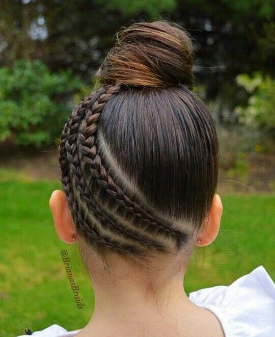 gorgeous hairstyle make you look beautiful and be condifence