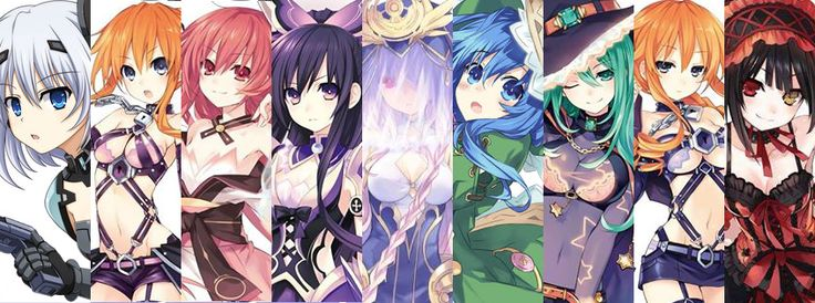 Image Result For Wallpaper Anime Date A Live Kurumi