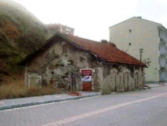 Former TCDD lodging-Aşağı İstasyon neighborhood-Bandırma-Balıkesir