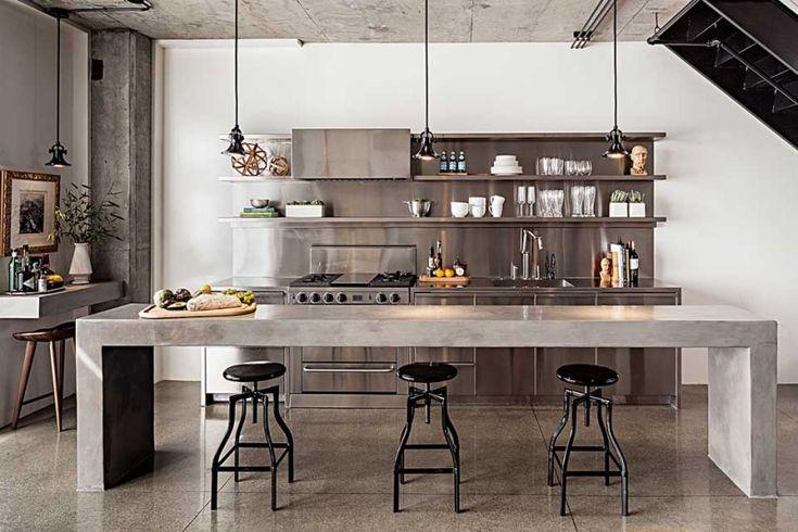 Vintage Industrial Furniture | Kitchen Envy | Get The Look | Trend 2015 | Design Inspiration | Warehouse Conversion | Loft Life | Modern Photography | Warehouse Home Design Magazine