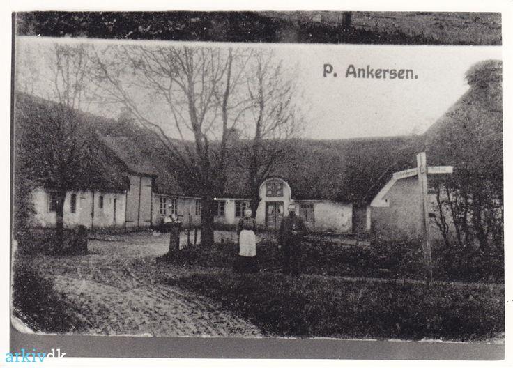 arkiv.dk   Mellerup Bygade 3 før 1910