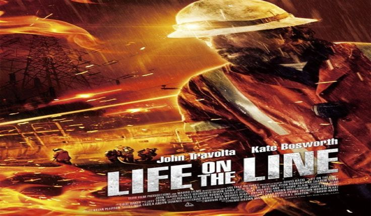 Life On The Line      In Theatres : November 18th, 2016 (USA) and on VOD     Director : David Hackl     Writers : Primo Brown, Marvin Peart, Peter I. Horton     Producers : Marvin Peart, Phillip Glasser     Cast : John Travolta, Kate Bosworth, Devon Sawa, Sharon Stone, Julie Benz, Gil Bellows, Ryan Robbins     Production Co : Marro Films, Elite Film Production     Music : Jeff Toyne     Studio : Lionsgate Premiere     Certificate: (R)     Run Time : 1 hour 38 minutes