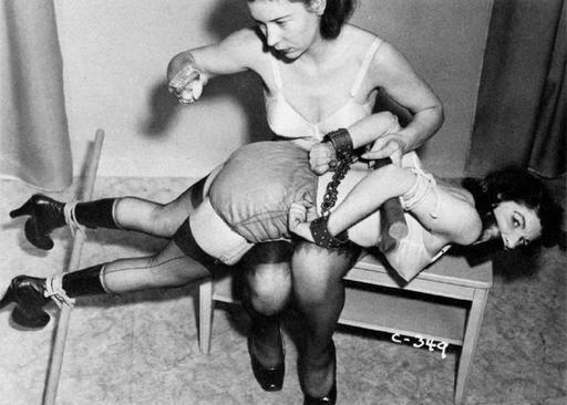 Hotch reid spank