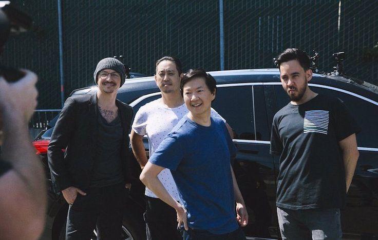 Linkin Park Chester Bennington Filmado Carpool Karaoke Episodio De Apple Música Apenas unos Días Antes de Su Muerte