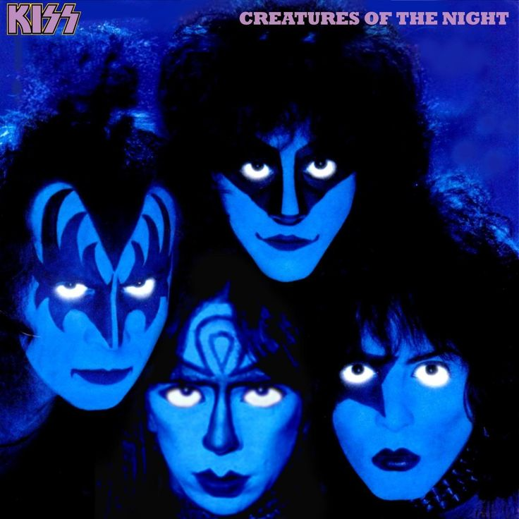 Creatures Of The Night (1982) - KISS
