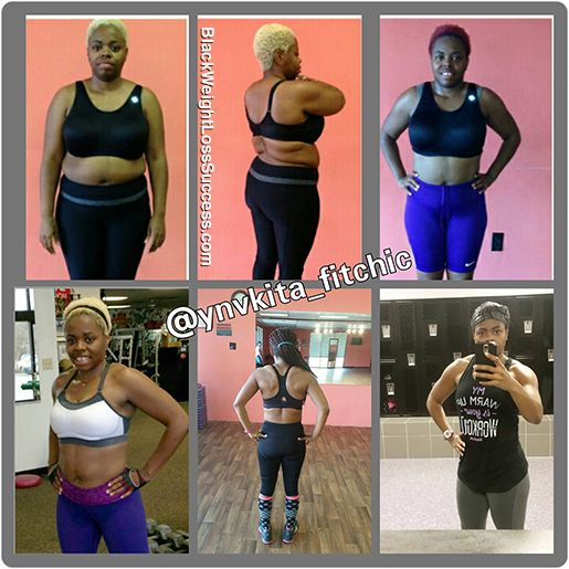 Chiquita lost 57 pounds and has gone from a size 14/16 to a size 4. In 2013, she made the decision to be fitter and healthier by her 40th birthday, later that year. Her commitment to working out hard and eating clean has led to an amazing transformation over the last 3 years.