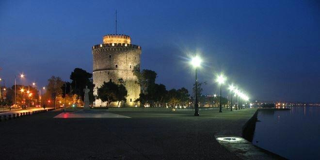 night at white tower