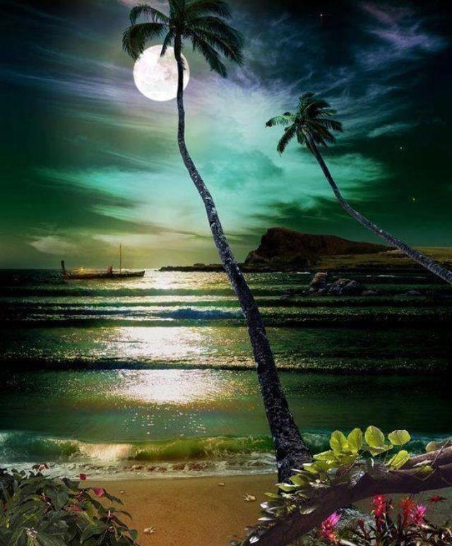 Maui beach, HI     Stunning colors
