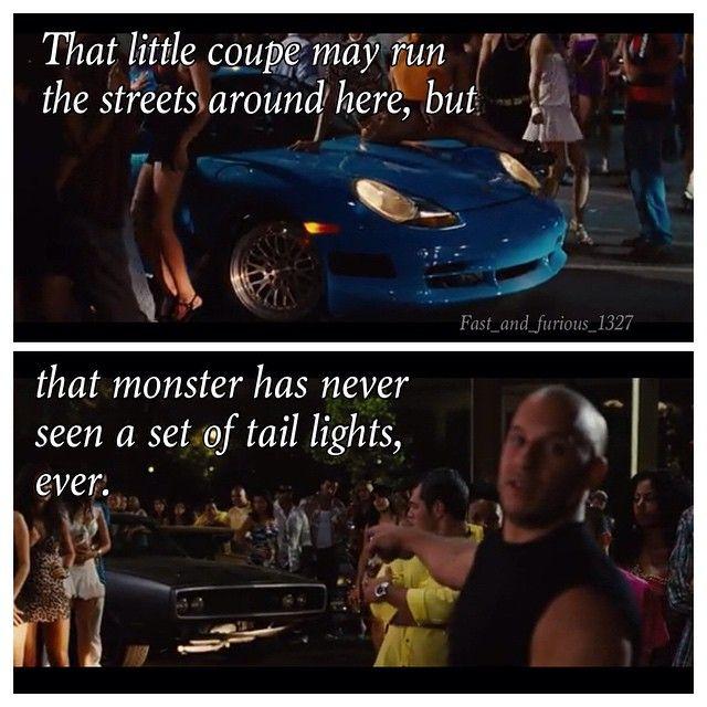 Dominic Toretto (Vin Diesel)