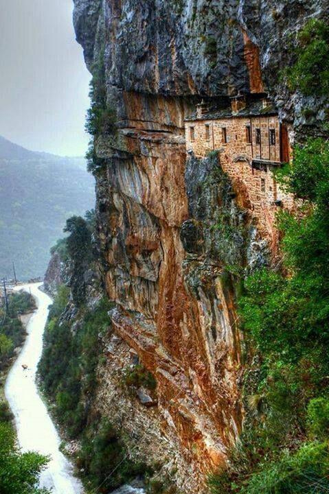 Monastery of Kipina - crete