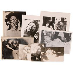 Bonnie & Clyde Corpses | Bonnie and Clyde Death Photos