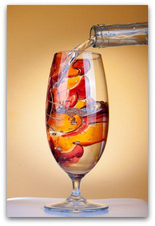 Turn ordinary glass stemware into gorgeous pieces with these wine glass painting tips and advice.  We'll share ideas for simple designs to get you started!