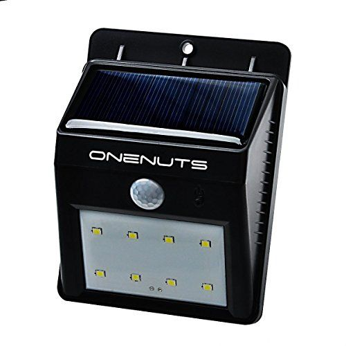 The 8 led wireless solar powered outdoor light is a high quality light suitable as a security light or shed/garage light. It's waterproof thermal insulated and durable.Use this led Sensor light for y...