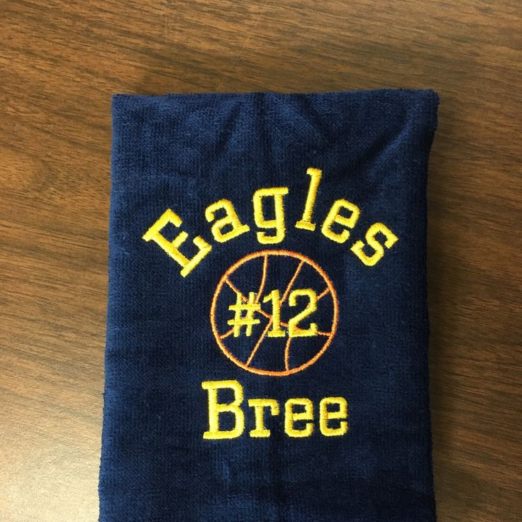 Basketball Sweat Towels: 7 Best Personalized Basketball Towels Images On Pinterest