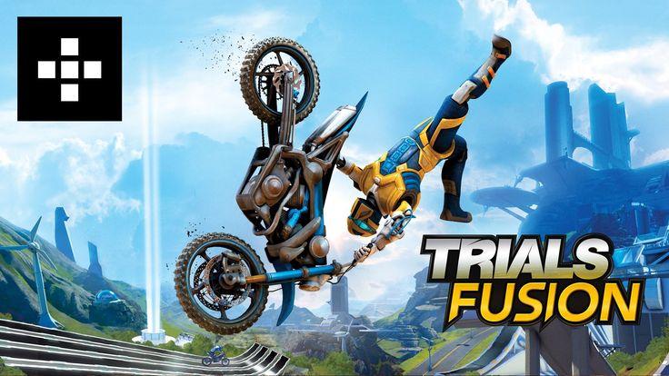 Mat, Olly, Tom, Kev and Rich enjoy Trials Fusion multiplayer https://www.youtube.com/watch?v=shbZY1BWzVk