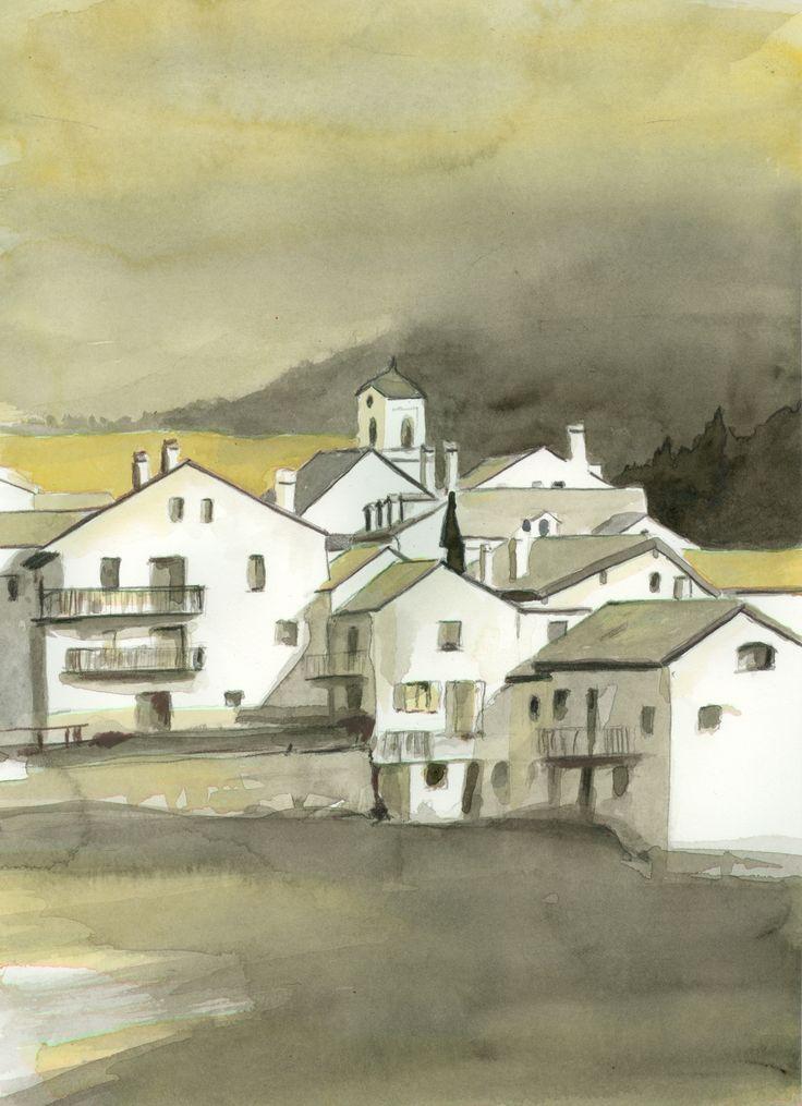 Siomplon Dorf