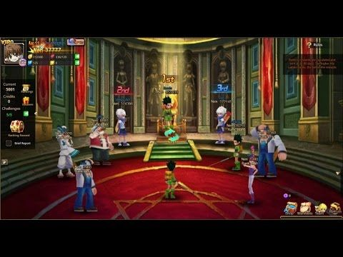 Hunter X Online RPG Game #2 - Hunter X Online is a Free-to-play Browser Based Role Playing Multiplayer Game MMORPG based on the manga series Hunter x Hunter