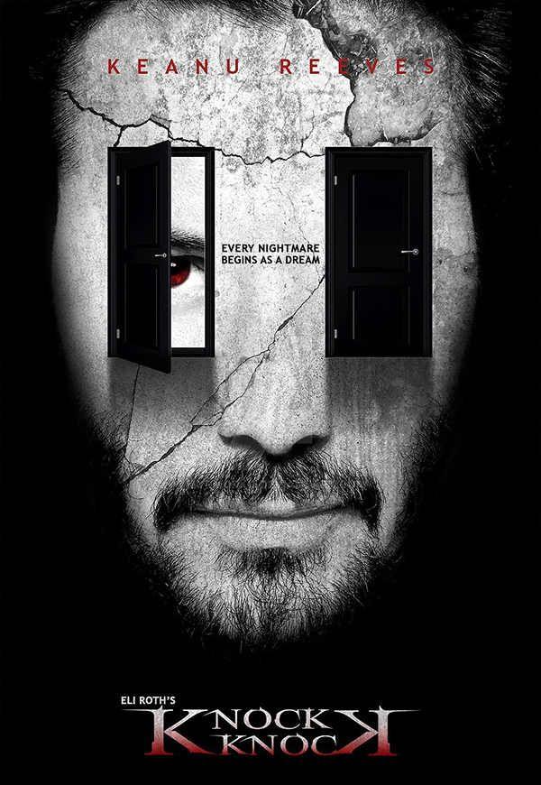 upcoming horror thriller Knock Knock