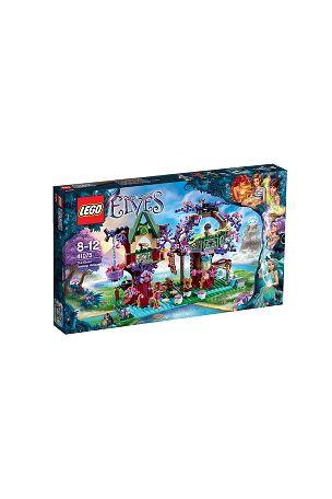 LEGO Elves Älvornas gömställe bland trädtopparna 41075