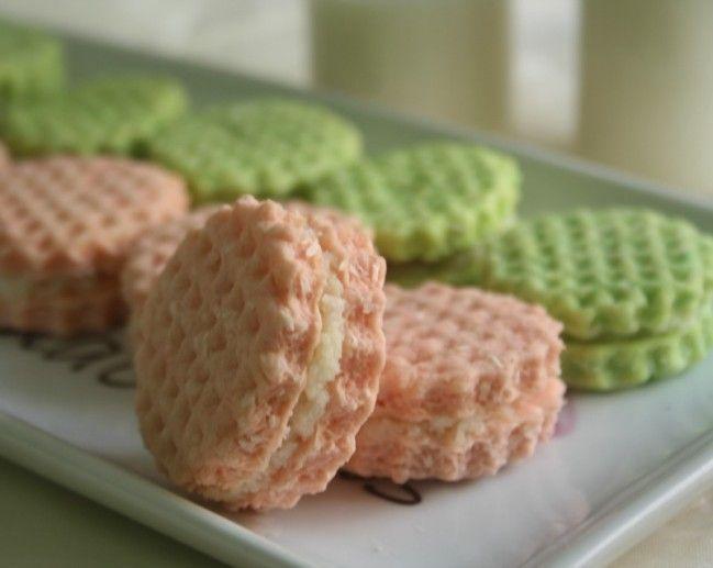 Gâteaux secs à la noix de coco