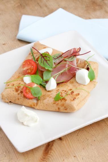 Bretoense pannenkoeken http://njam.tv/recepten/bretoense-pannenkoeken