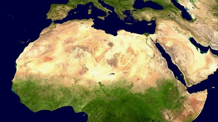 How The Sahara Desert Was Made - It Used To Be Green - Full Documentary