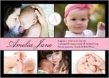Birth Annoucement: Baby Annouc, Baby Kids, Births Annouc, Cute Baby Announcements, Card, Girls Births Announcements, Baby Girls, Baby Photography, Baby Stuff