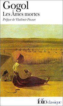Les Ames mortes par Nikolai Gogol