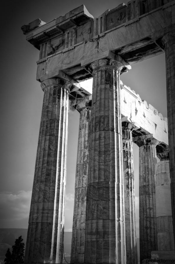 Parthenon..Acropolis of Athens, Greece *