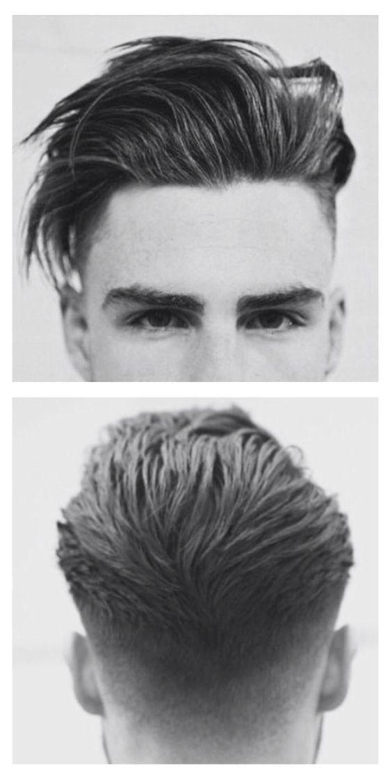 men / Männer - haircut / Haarschnitt - pure hairstyle - wir schaffen kreative Frisuren - verwöhnen mit aktuellen Frisurentrends 2016 -…