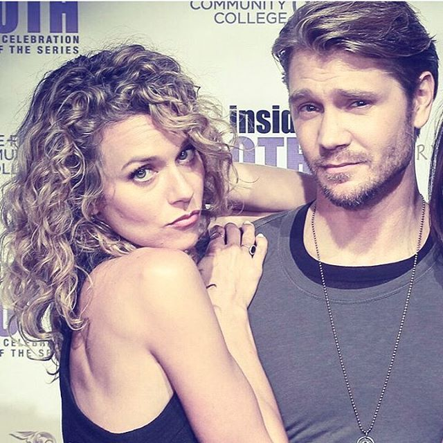 Hilarie Burton and Chad Michael Murray