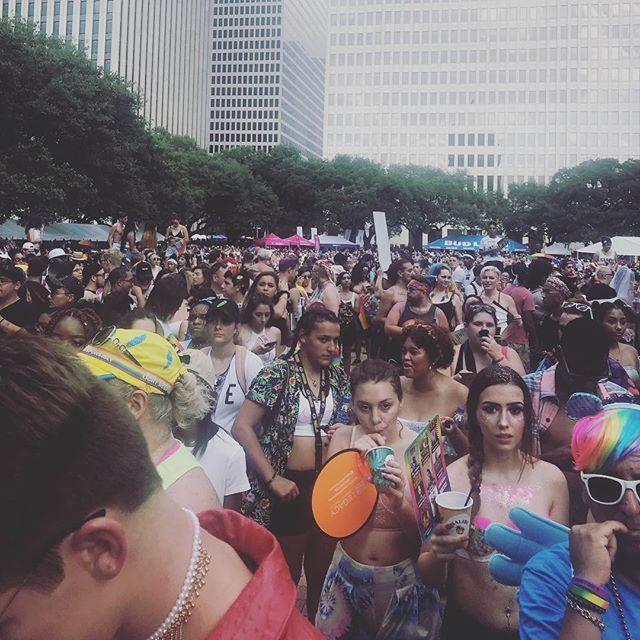 Yaaasss Pride 2018 Was Lit Pridemonth Pride Prideparade Pridemonth2018 Pridehouston Houstonpride Aflive Aaronfantaz Houston Pride Pride Parade Pride