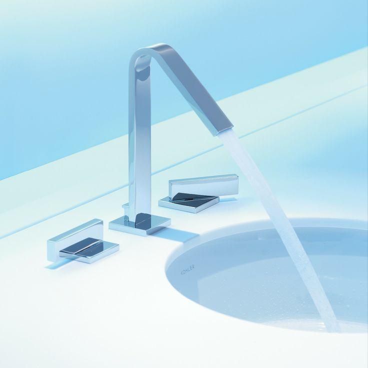 524 best Faucets images on Pinterest | Bathroom, Modern bathrooms ...