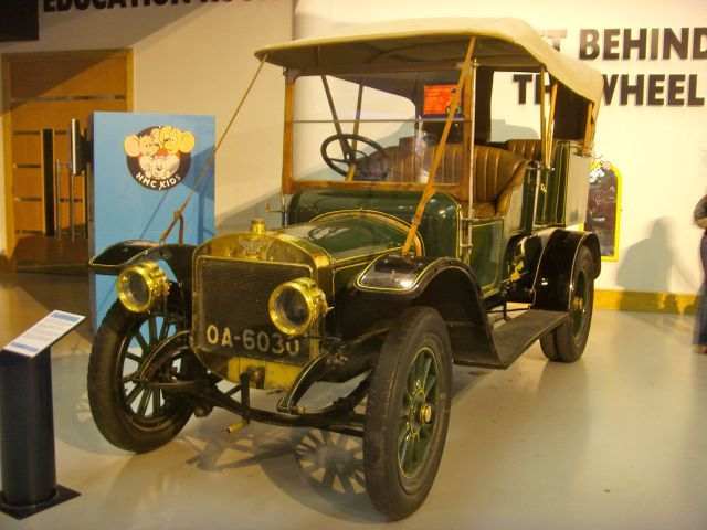 1907 Austin 30hp