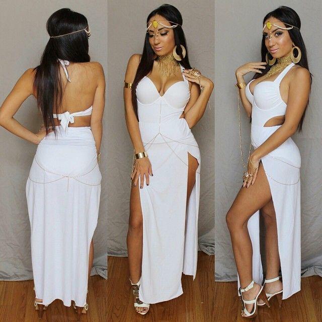 A Greek Goddess.