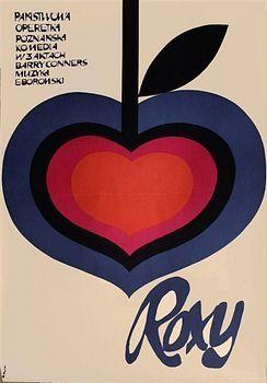 By Leon Kaja Zbigniew (1924-1983), 1971, Roxy. (P)