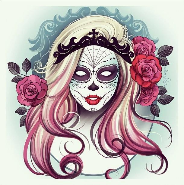 ¡Viva los Muertos! by Tati Ferrigno